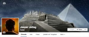 Screenshot von Profil- und Titelbild